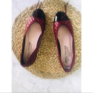 Paul Mayer quilted flats 9